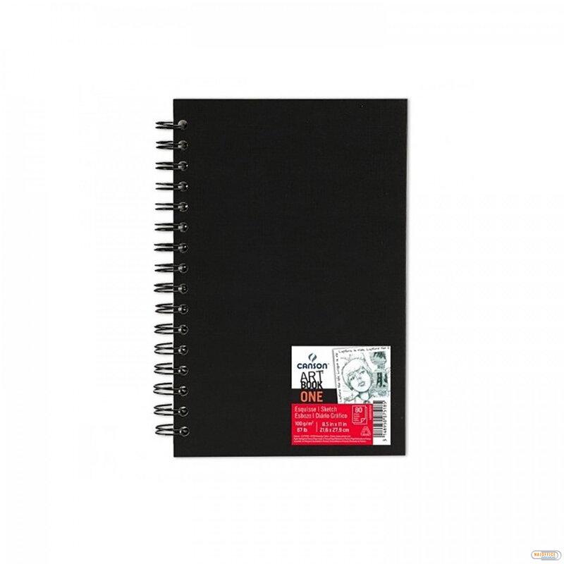 e386bd54f Artbook, skicár, 100g/m2, 80 listov, 21,6x27,9 cm